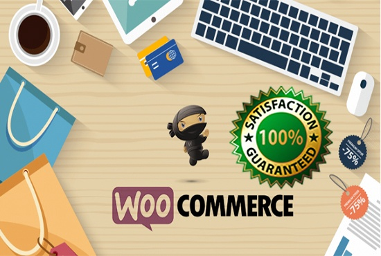 I will design woocommerce site and optimize it for high conversion